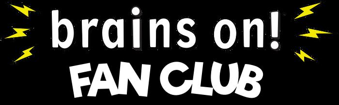 Brains On logo